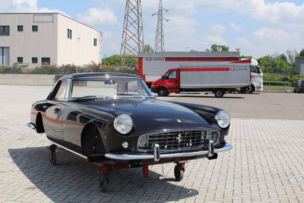Classic Car Services   Carrozzeria Zanasi - Maranello